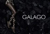 Galago Footwear Campaign / Creative Director : Rich Mnisi Photographer: Zander Opperman Models; Francis Buseko ,  Emy Ozori at Boss