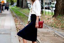 Woman Fashion Item / My Style Book