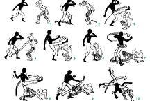 capoeira movements