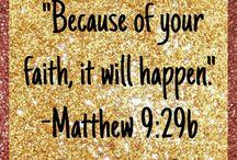 Gospel word's