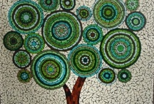 wall mosaics / inspirations
