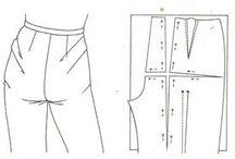 pantalon correciones