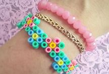 Hama Beads - Bracelets
