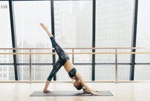 Тренировки по йоге