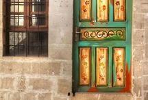 Passages, Doorways and Portals