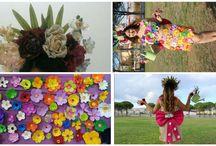 DIY Flower Costum