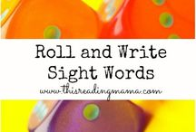 Playful Learning: Sight Words