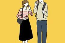 simple illustration