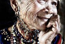 portréty afrika kambodža