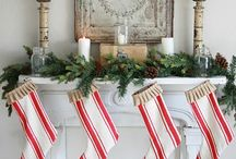 Christmas Mantels / by Janis McCarty