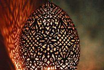 lampičky+ osvětlení