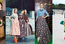 Skirts / Skirts, fashion