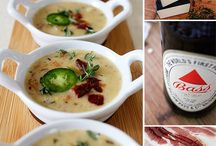 Soups, stews and chilis  / by Neen K.