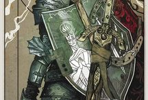 Dragon Age Tarot Cards