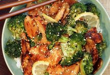 Füd: Asian Knock-Offs / A week is not complete for us if we don't enjoy some kind of Asian meal.