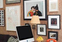 I'm Home: Office Space / by Elaine Joyce Kochoa