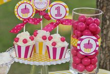 Cakes and party ideas