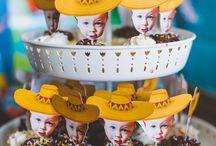 Fiesta Theme Birthday