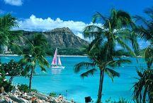 Viajes,  lugares y playas