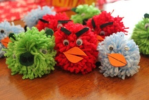 Angry Birds / by Violet Quiroz