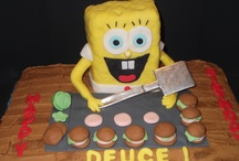 Kids cakes and cupcakes (Lifescake.com) / I love making cakes and cupcakes for kids of all ages! In Wilmington, NC  see Lifescake.com or Facebook/Life's Cake / by Donna Lemery (Life's Cake)