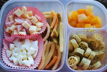 school lunches / by LeAnne Ackles