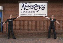 Newey's - The Staff! / Meet the Newey's team - we are one off bunch of friendly jewellery advisors, jewellers, gemmologists and diamond graders