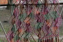 Вилка вязание