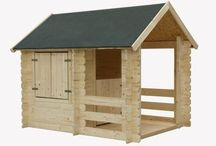 AA Playhouses, Stores, Cubbyhouses, Treehouses & Castles