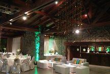 Decoraciones para Fiestas de 15 años / Decoración de salones, chacras, estancias para fiestas de 15 años.