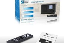Portable Internet Radios Stations