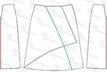 Konstrukcja odzieży/ Patternmaking