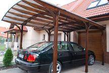 Drewniane garaże i carporty / http://www.ecocarport.pl/pl/