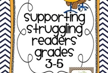Struggling readers / by Christy Vicini