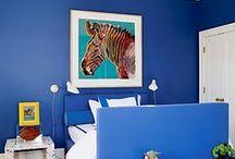 A Case for Cobalt / by Hampton Hostess CG3 Interiors-Barbara Page Home