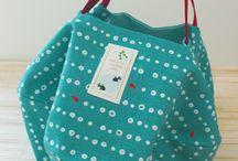 bags + pouches / by Nikki Slipp
