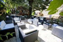 Terrasses lyonnaises