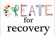 Create for Recovery / We're celebrating Mental Health Awareness month - creatively! Amateur and professional artists, and the community can help support art therapy programs, an important tool in the recovery process from mental illness and addictions.