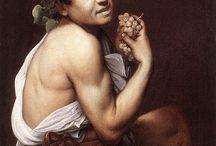 Caravaggio / Michelangelo Merisi painter