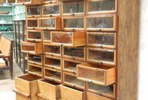 Landelijk antiek / Pure interieur items