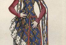 Heraldisk klänning