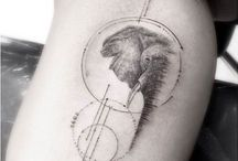 Elephant Tattoos / Elephant tattoos by inkstylemag.com