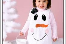 To dress my EmK / Little girl, big dreams. My angel baby EmK  / by Misty Silvers
