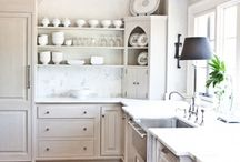 kitchens and cabinetry / by Lauren Robinson