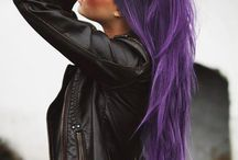 COLOURED HAIR | RAINING CAKE / Hair colour inspiration