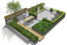 Project Creffield House London / CONTEMPORARY LONDON ROOF TERRACE  Our clients had recently purchased this central London property and were keen to explore the possibility of converting their existing flat roof into a roof terrace garden. The client's primary objectives for this terrace were to both add value, but also to provide them with a much improved view from their kitchen onto the roof itself.  https://www.aralia.org.uk/portfolio/creffield-house/
