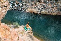 Arizona Things to Do / Incredible views, swimming holes, waterfalls, shopping, resorts, and beauty that I love.