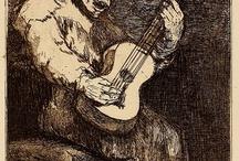 Goya, Francisco - Desenho /Drawing