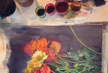 Pattern Inspo // Vintage Floral