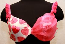 Bra-ha-ha® Seriously Loves Heart Month / Heart disease is the number one killer of women in the United States. The American Heart Association has established February as Heart Month and will celebrate National Wear Red Day on Feb. 7! We're supporting the cause this week with our red and heart-themed bras.